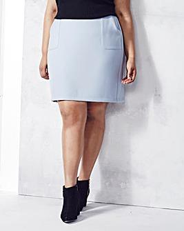 Sixties Style Mini Skirt