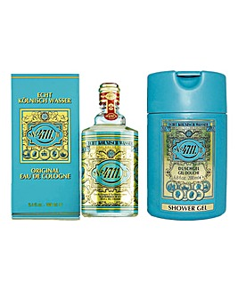 4711 Cologne 100ml with Shower Gel