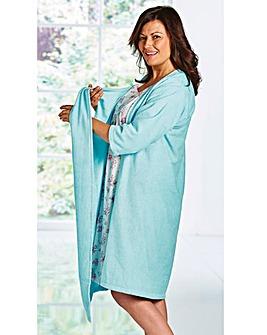 Easy Wrap Bath Robe