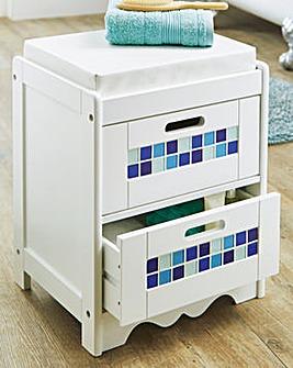 Mosaic 2 Drawer Seat