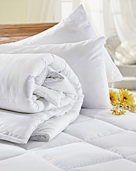 M Protect Anti Allergy H/fibre Duvet 4.5