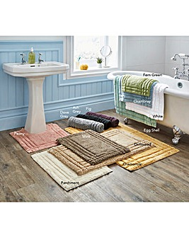 Christy 100% Cotton 2000gsm Lge Bathmat