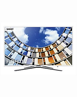 Samsung 49 Smart HD TV White
