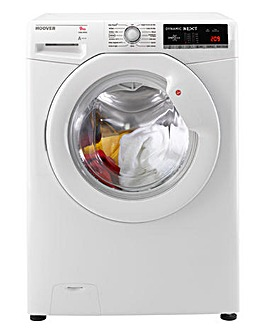 Hoover 9kg 1400rpm One Touch White