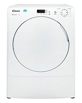 Candy 9kg Vented Dryer White