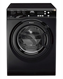 Hotpoint 7kg 1400rpm Washer Black