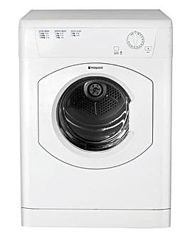 Hotpoint 6kg Vented Dryer White
