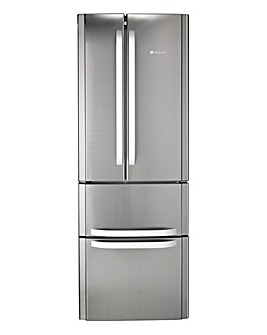 Hotpoint 70cm 4 door Fridge Freezer