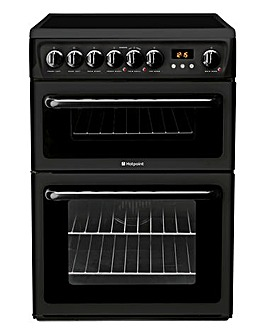 Hotpoint Electric Cooker Ceramic Hob