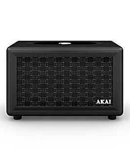 Akai Retro BT Speaker Black