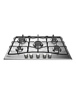 Hotpoint 75cm Built-In Gas Hob