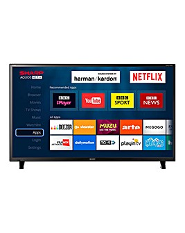 Sharp 48in HD Smart TV