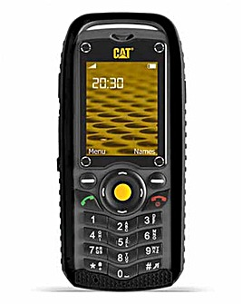 CAT B25 Feature Phone Black