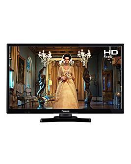 "Panasonic HD Ready Freeview 24"" TV"