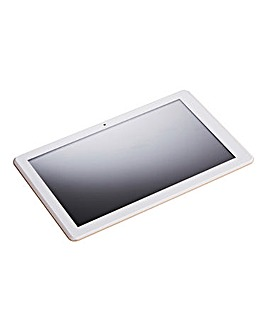 10in 16Gb Tablet Gold