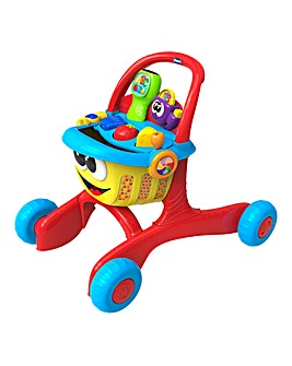 Chicco First Steps Happy Shopping Walker