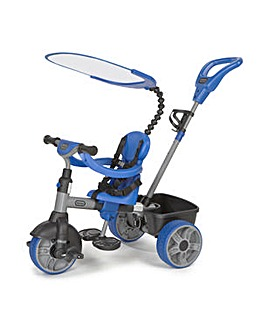 Little Tikes 4 in 1 Basic Edition - Blue