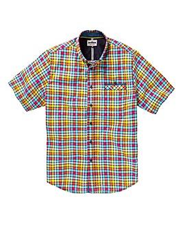 Mish Mash Phobia Short Sleeve Shirt Reg