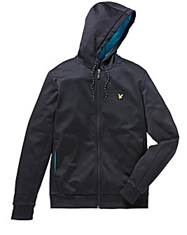 Lyle & Scott Fitness Zip Through Hoodie