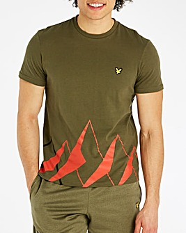 Lyle & Scott Fitness Graphic T-Shirt