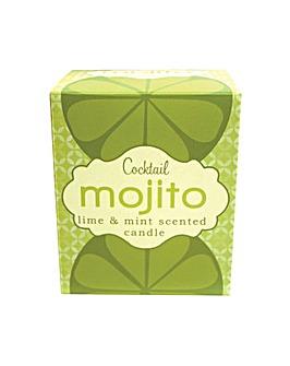 Cocktail Candle Mojito