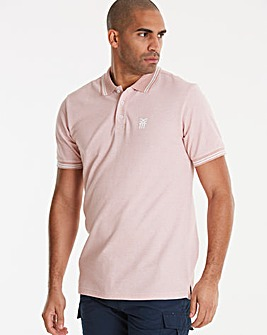 Fenchurch Birdseye Polo L