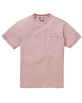 Fenchurch Birdseye T-Shirt Long