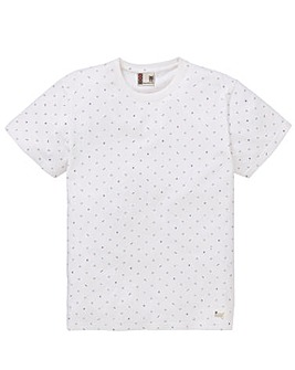 Fenchurch Peater Print T-Shirt R