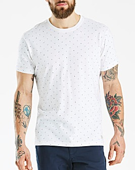 Fenchurch Peater Print T-Shirt L