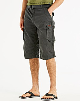 Joe Browns Azores Belted 3/4 Shorts