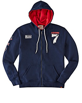 Joe Browns Enjoy Adventures Zip Hoody