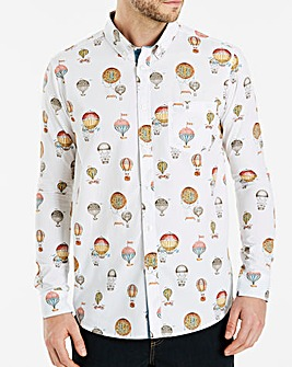 Joe Browns Dizzy Heights Shirt Reg