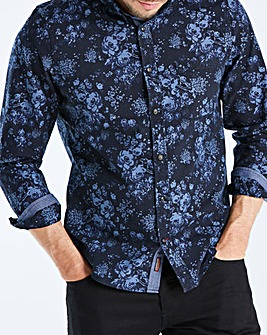 Joe Browns Midnight Floral Shirt Regular