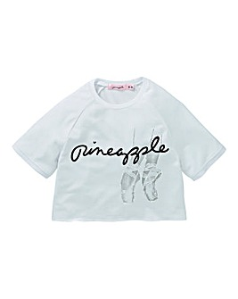 Pineapple Girls Ballet Slouchy Tee