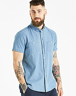 Voi Leto Chambray Shirt Regular