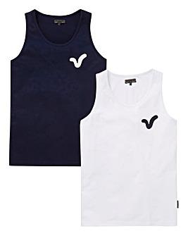 Voi Wyndham 2 Pack Vest