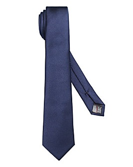 Burton London Entry Navy Tie