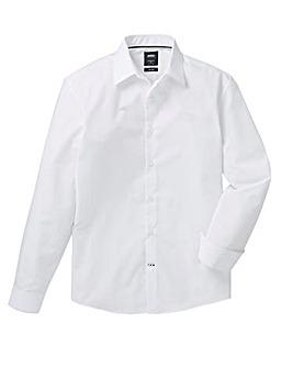 Burton London B&T TSC White Oxford Shirt