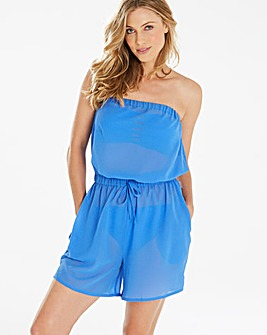 Simply Yours Beach Playsuit