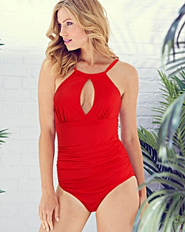 Magisculpt High-Neck Swimsuit