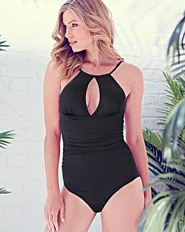 Magisculpt High-Neck Swimsuit