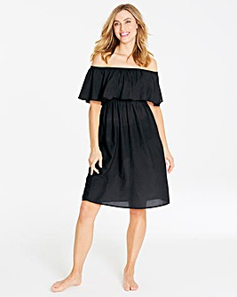 Simply Yours Value Bardot Dress
