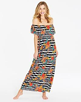 Simply Yours Bardot Beach Dress