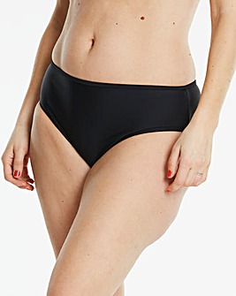 Beach to Beach Black Bikini Bottoms