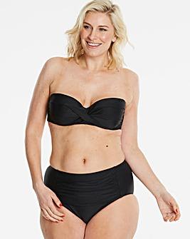 MAGISCULPT Black Minimising Bikini Top