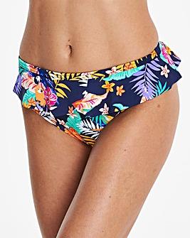 Simply Yours Ruffle Bikini Brief