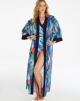 Beach to Beach Maxi Kimono