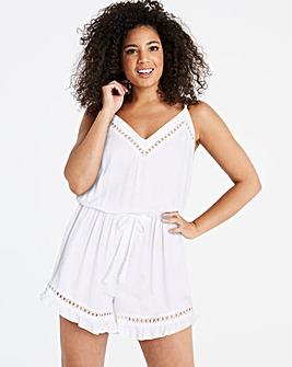 Simply Yours Bridal Playsuit