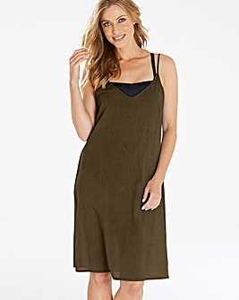 Simply Yours Value Strappy Beach Dress