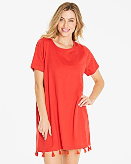 Simply Yours Value Tassel Trim Tunic